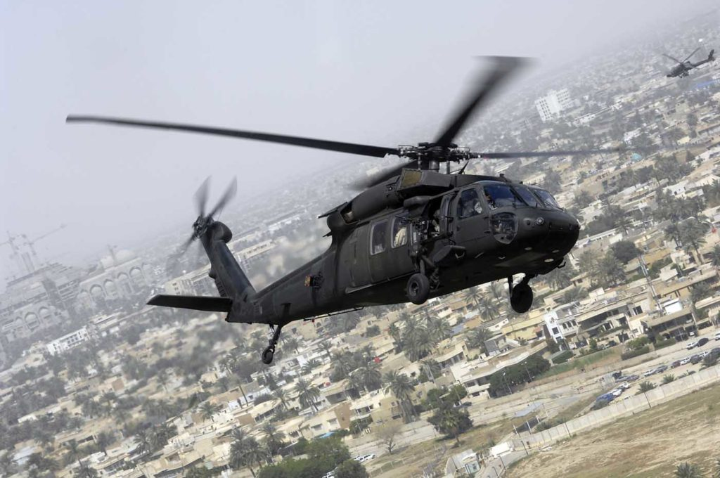 Sikorsky produces two versions of the Black Hawk for the U.S. Army today: the UH-60M for troop transport and HH-60M for medical evacuation. Cherie A. Thurlby Photo