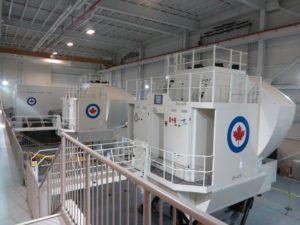 CAE-built CH-147F Chinook simulators at Petawawa helped prepare RCAF aircrews for Task Force Mali