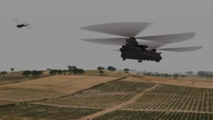 CAE created high-fidelity virtual databases of Mali so that RCAF aircrews could do pre-deployment training and mission rehearsal exercises prior to deploying on operations. CAE Photo