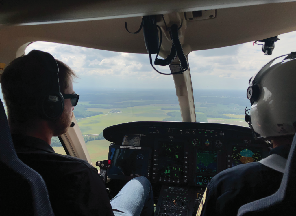 Pro Flight Gear provides pilot students with strategies for enhancing their situation awareness and avoiding information overload in flight. Pro Flight Gear Photo