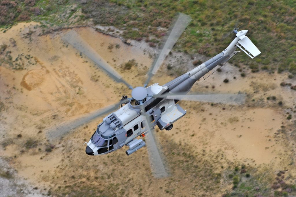 The H225Ms selected by Hungary will be used for transport, combat search-and-rescue, and special operations missions. Anthony Pecchi Photo