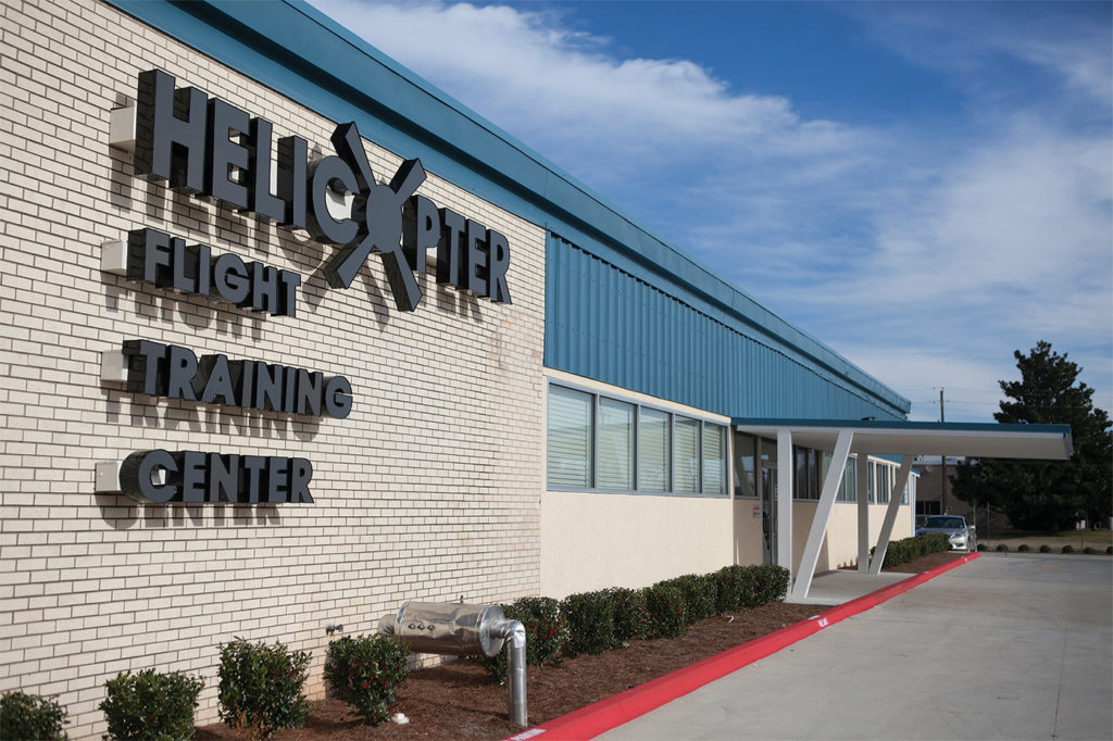 HFTC is co-located with Metro Aviation's headquarters in Shreveport, Louisiana. Mike Reyno Photo