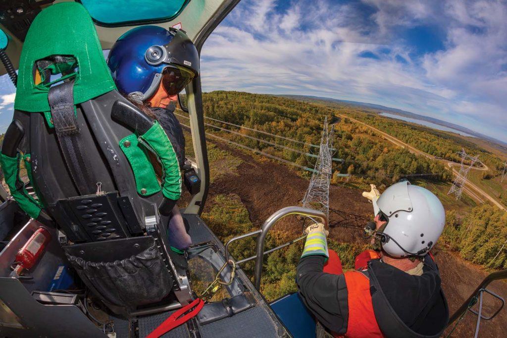 The company flies between 2,200 to 2,800 hours across its fleet every year. Heath Moffatt Photo