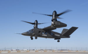 The Bell V-280 Valor has now reached 280 knots in forward airspeed during flight testing. Bell Photo