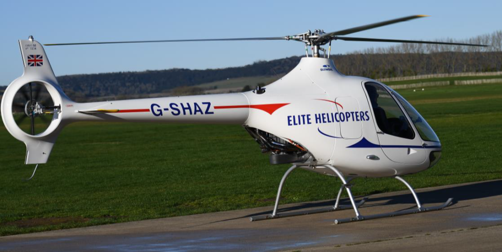 Elite Helicopters expands helicopter training fleet