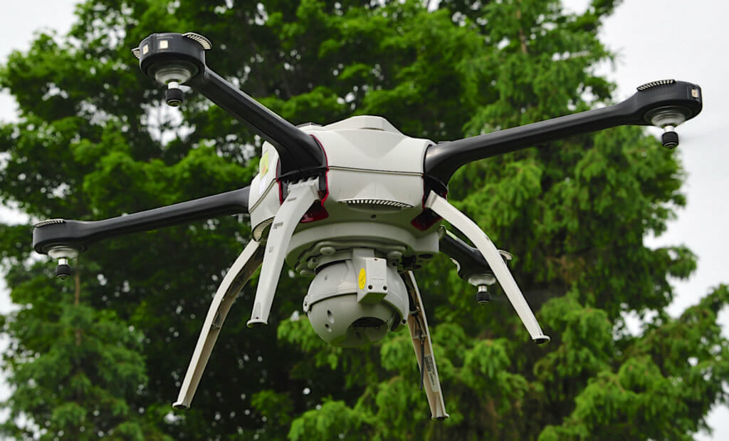 The regulations apply to all UAVs flown for recreational, commercial or research purposes and which have a gross weight of 0.66 to 77.2 pounds. Mike Reyno Photo