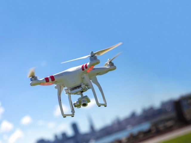 Drone pilots will need to have their pilot certificate and proof of registration readily available when flying their drone as of June 1, 2019. DJI Phantom Photo