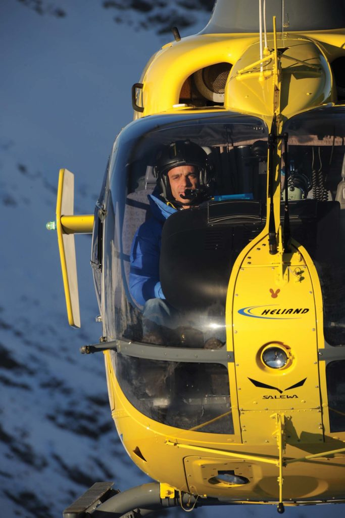 The arrival of the Bell 429 in Andorra opened new possibilities to Heliand, with the machine being well suited to mountain operations with a good safety margin. The operator's initial tests of the aircraft in Switzerland showed its promise. Anthony Pecchi Photo