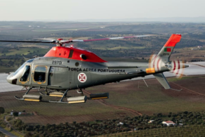 The Portuguese Air Force's AW119Kx helicopters will be used to perform a wide range of roles including training, medevac, troop transport and short-range maritime search-and-rescue. Ministry of National Defence Photo