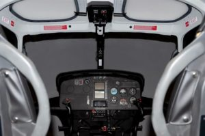 Coptersafety believes there are a significant amount of H125 operators within the aviation market, but simulator training is lagging. Coptersafety's Level D FFS for the H125 will be ready for training in May. Coptersafety Photo