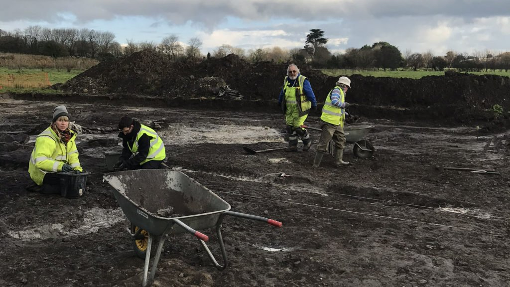 Preparation work for Penzance Heliport has now commenced on the site at Jelbert Way, following an archaeological survey completed by the Cornwall Archaeological Unit. Penzance Heliport Photo