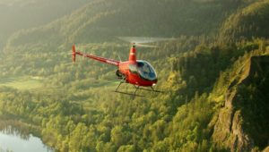 Hillsboro Aero Academy currently has a fleet of 21 helicopters (19 Robinson R22s and two Robinson R44s). Lasse Brevik said the company doesn't have any plans to change its fleet in the near future.