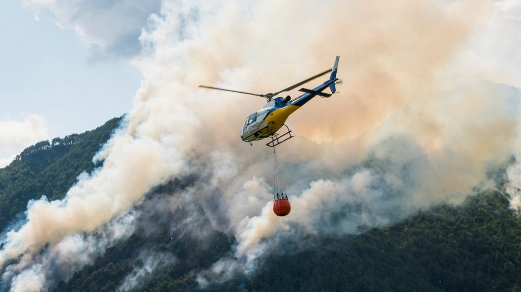 The Metro-Guardian acquisition will benefit North American operators in light of the U.S. Forest Service's (USFS's) requirements regarding Automated Flight Following for forest firefighting operations, along with the new requirements for additional telemetry units. Metro Photo