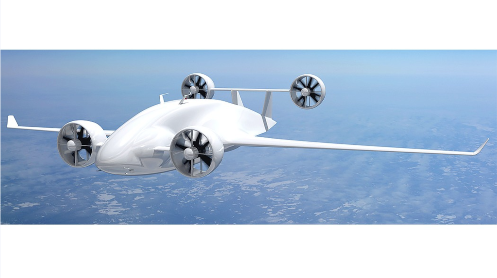 The completion of this recent funding round provides funding to complete the full-sized pre-production prototype of Sabrewing's Rhaegal air vehicle.