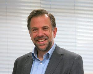 Simon Meakins, Babcock's new director of U.K. offshore business. Babcock Photo