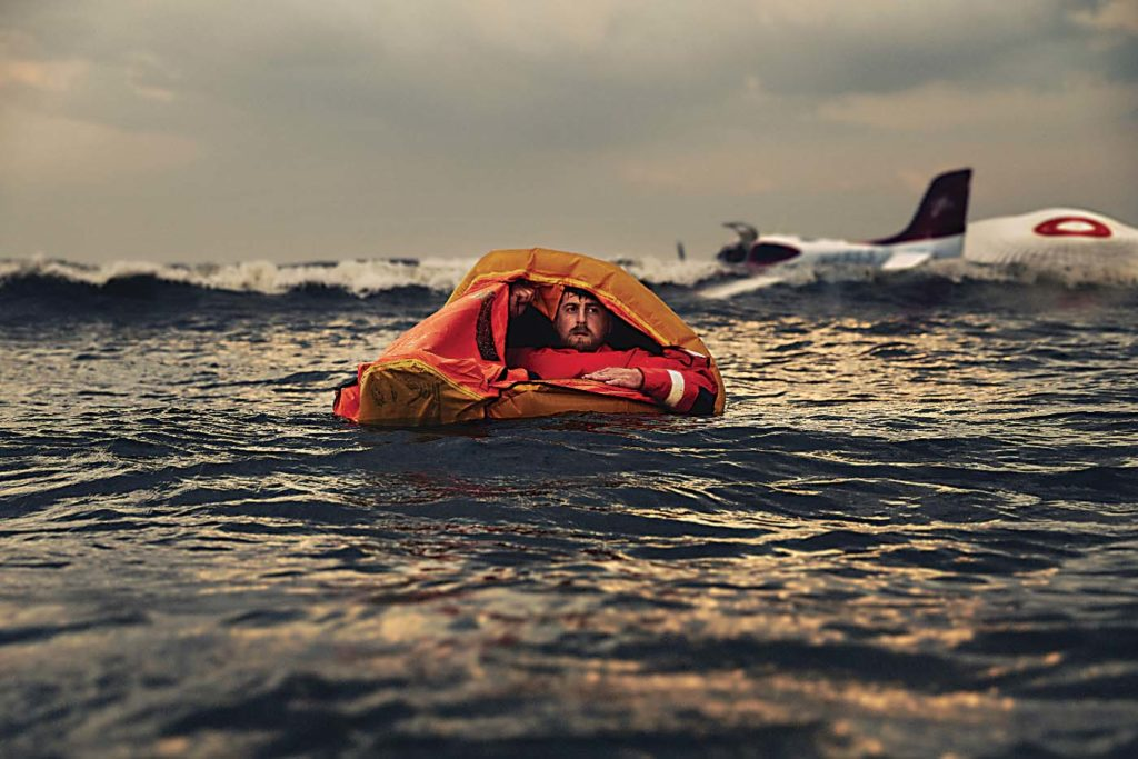In the last two years, Switlik has started selling its aviation life rafts again. Switlik's Inflatable Single Place Life Raft (ISPLR) is utilized by pilots and mariners who are serious about their personal lifesaving equipment. Switlik Photo