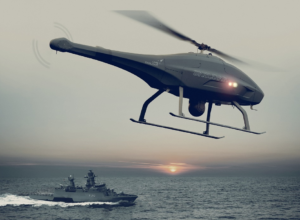 UMS Skeldar's vertical takeoff and landing UAV, Skeldar V-200. UMS Skeldar Photo