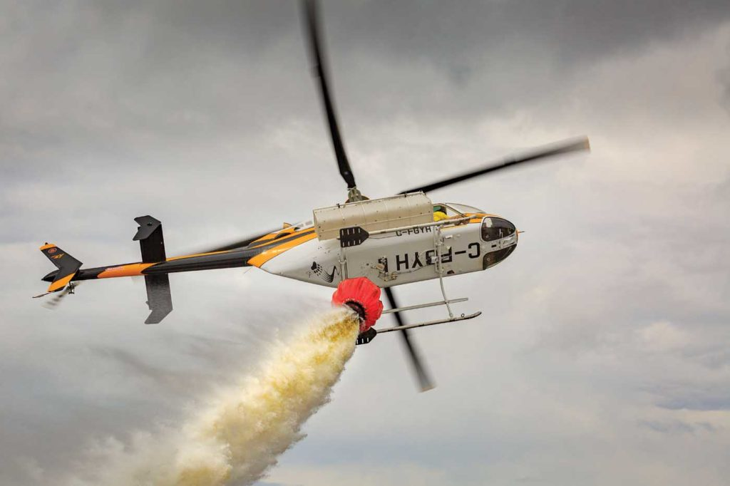 Does the helicopter industry have a people problem