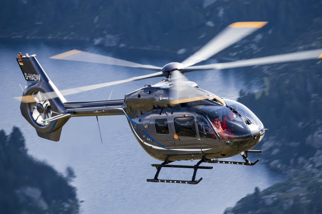 The test program has included flights in the Pyrenees Mountain (pictured), and it recently completed a cold weather campaign in Finland. Airbus Helicopters Photo