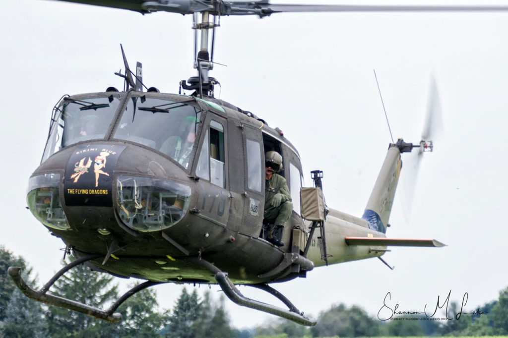 Liberty War Birds to bring Huey to American Helicopter