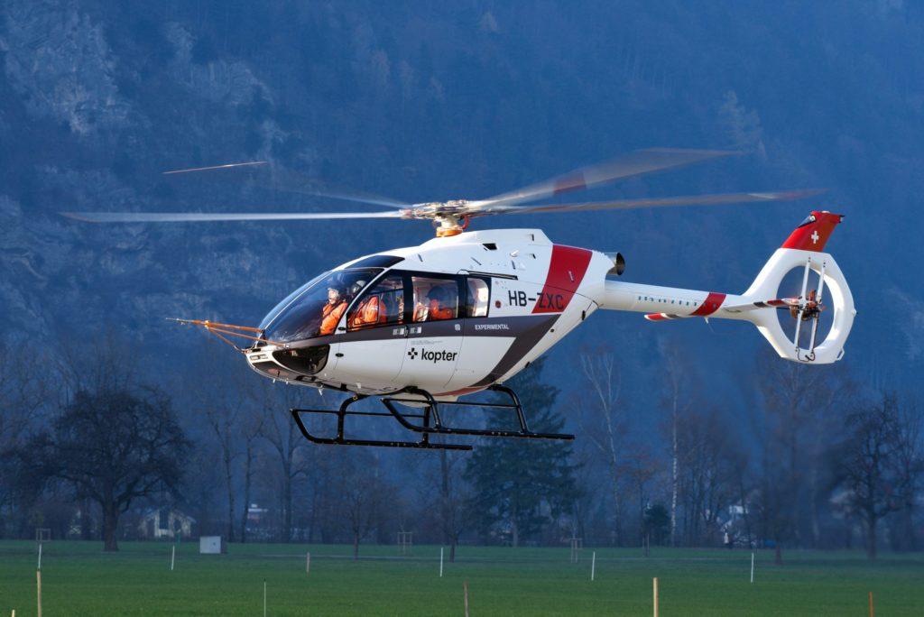 Kopter SH09