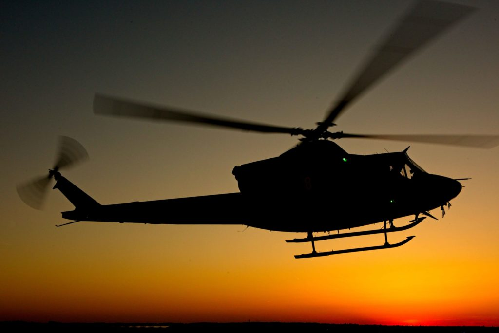 DART Aerospace has developed a specialization in providing mission equipment and aftermarket components for an enormous range of rotary-wing aircraft. Mike Reyno Photo