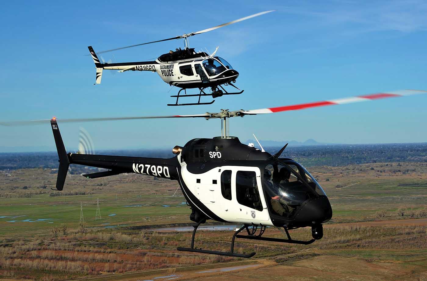 New to the beat: SPD's Bell 505 Jet Ranger X - Vertical Magazine