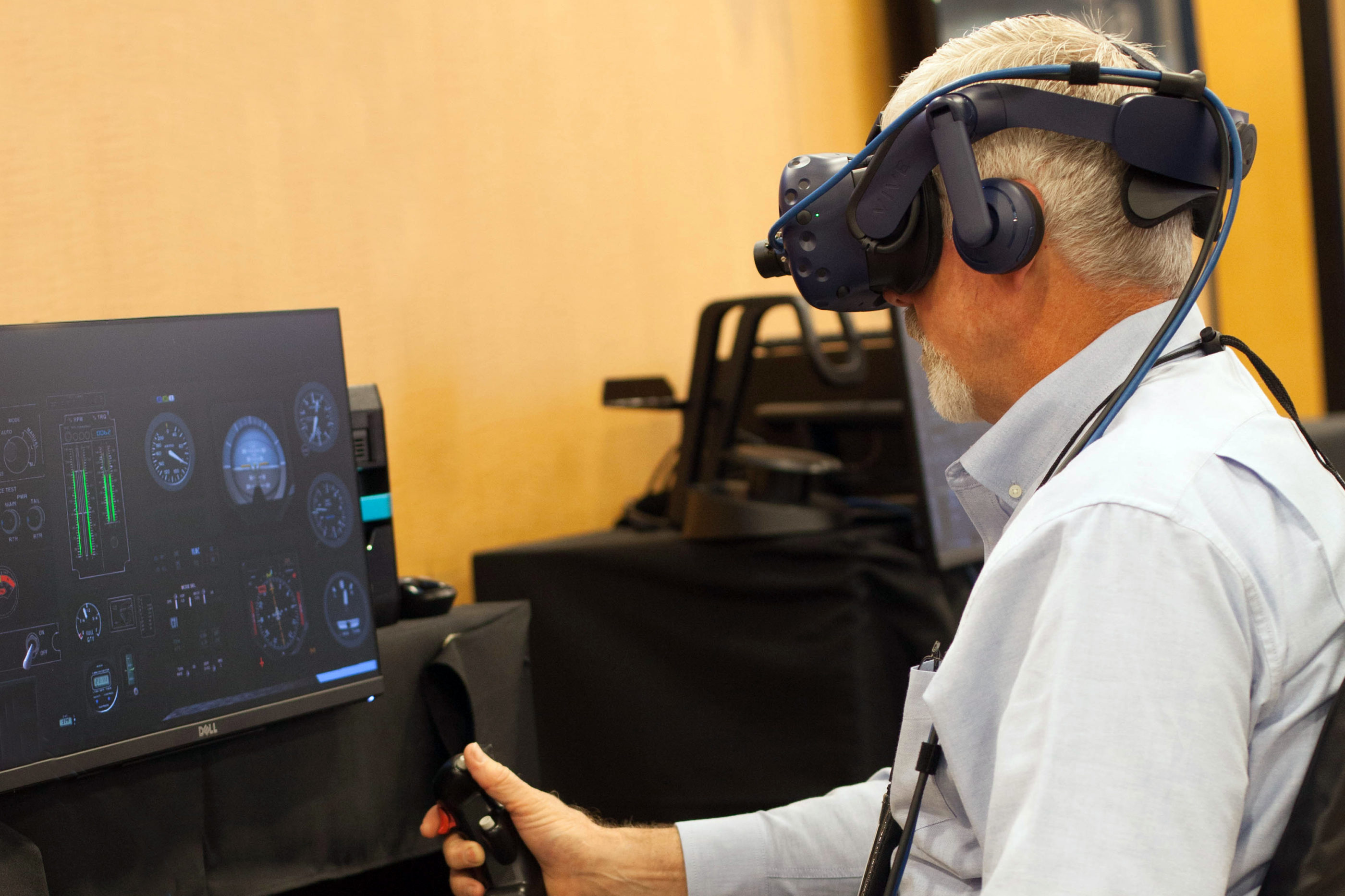 verticalmag.com - Press Release - FlightSafety integrates its Mixed Reality and VITAL 1100 visual systems into CPTs