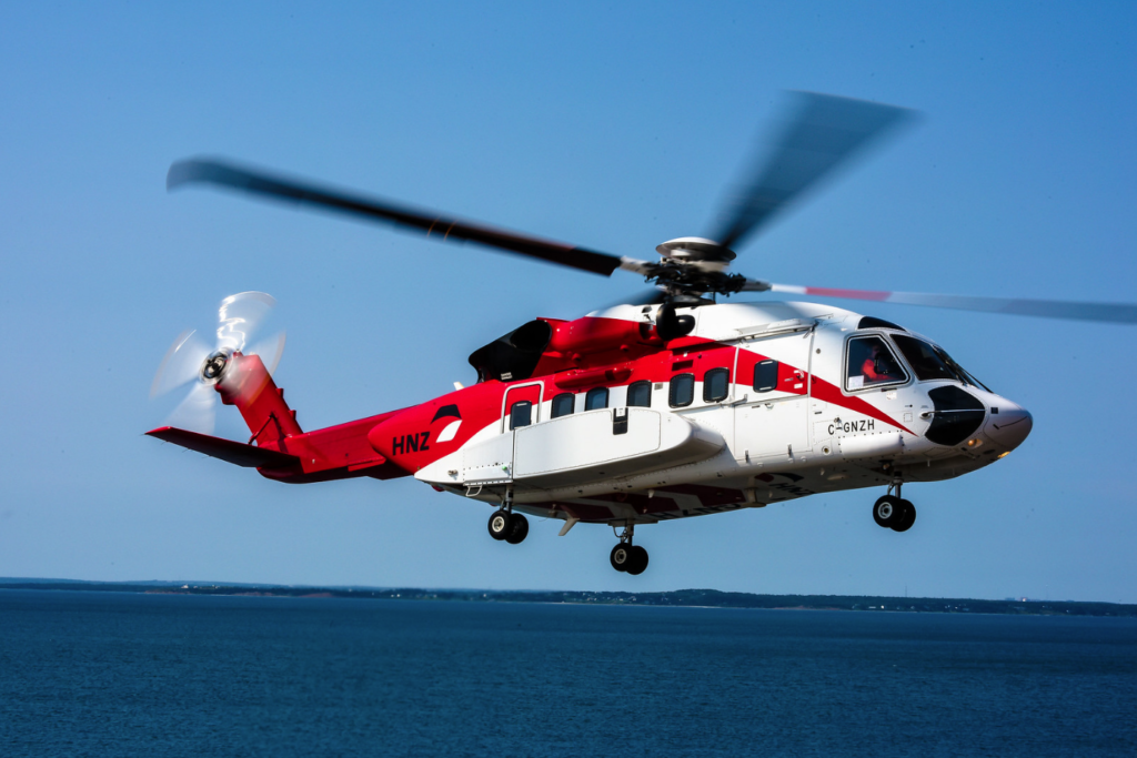 The offshore helicopter industry: Treading water - Vertical Magazine