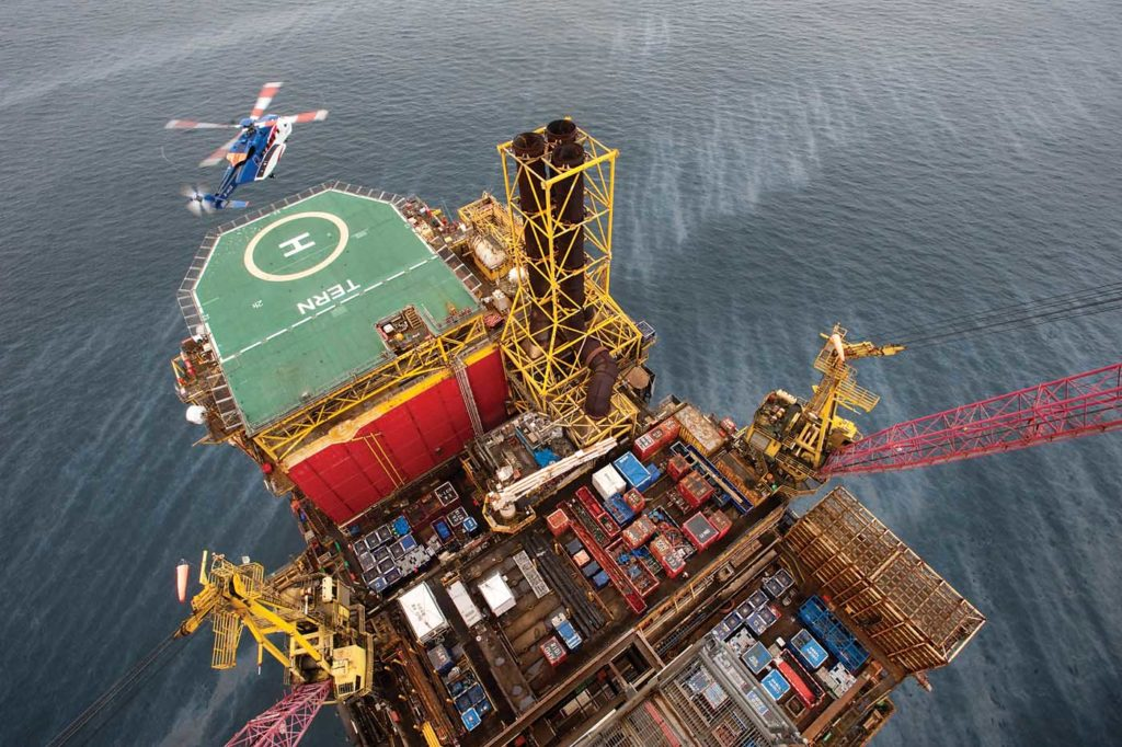 The offshore helicopter industry: Treading water - Vertical