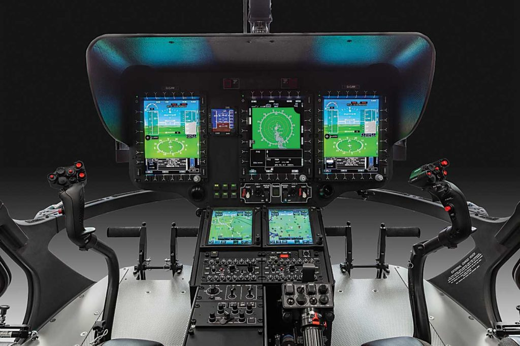 Easing the load: How helicopter cockpits are changing