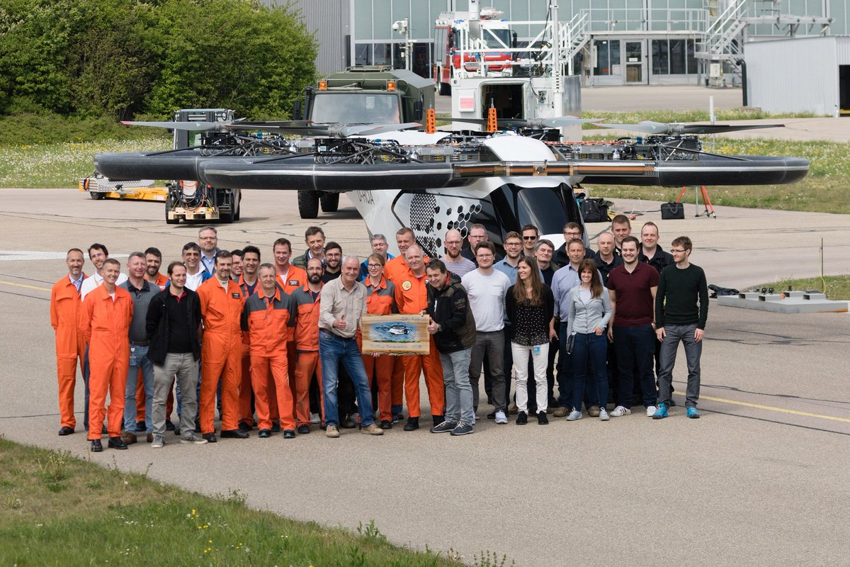 CityAirbus team with concept aircraft