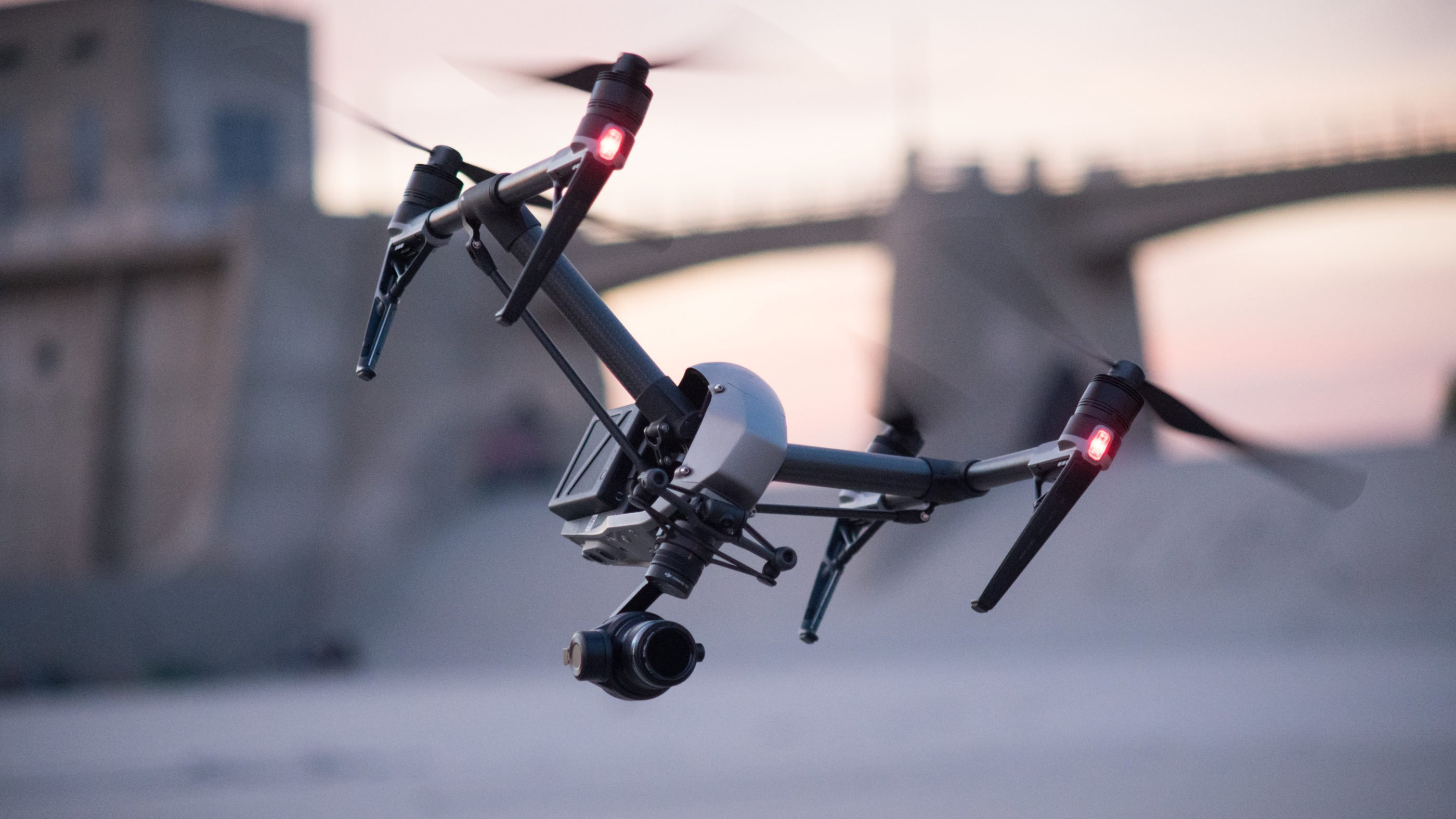 DJI's 2020 Drones Include Aircraft Detection System