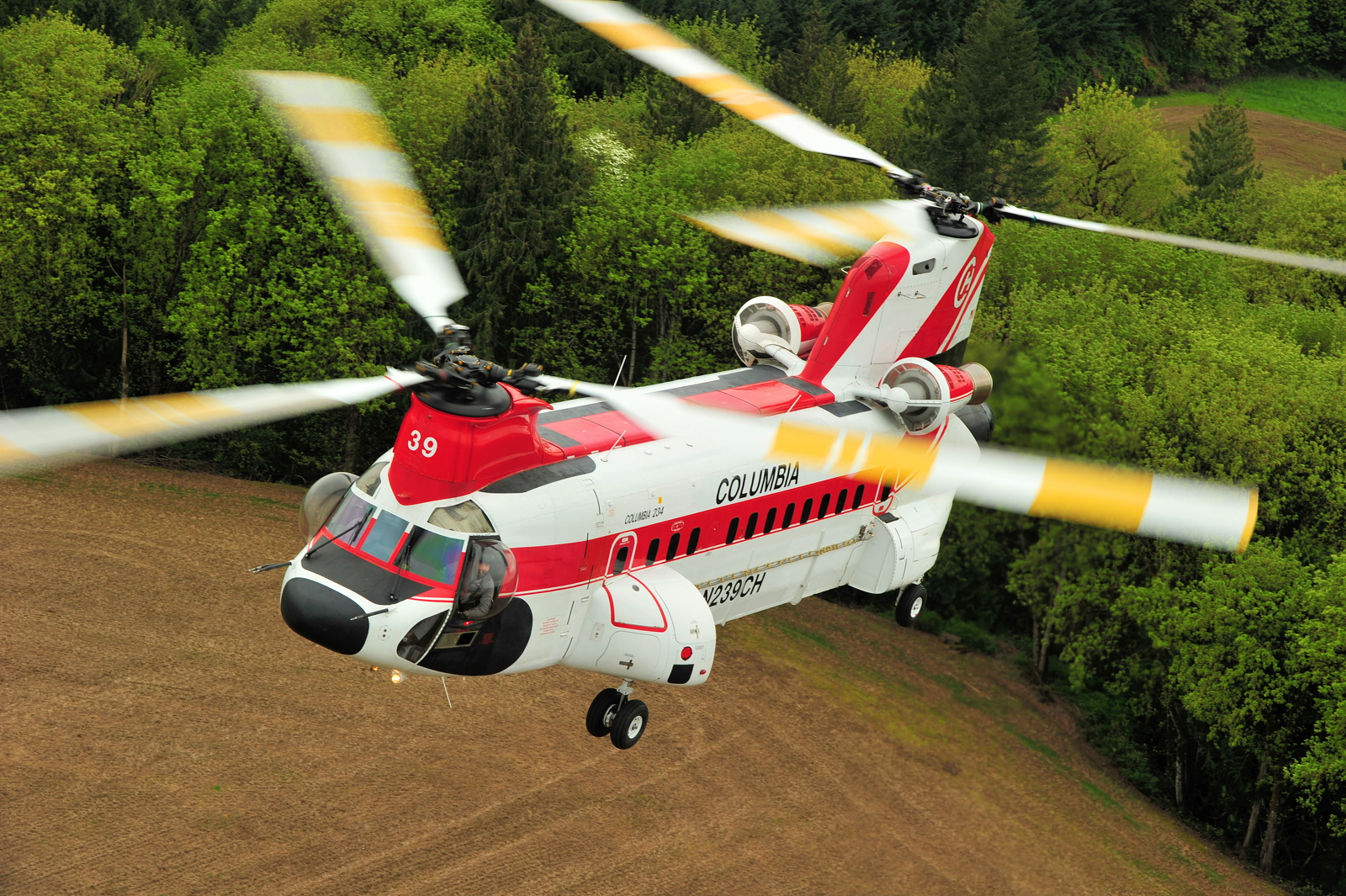 Columbia Helicopters Chinook