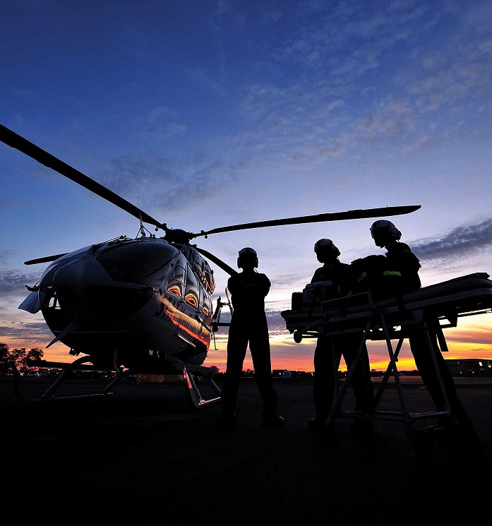 Coronavirus Forces Helicopter Ems Safety Strictures Vertical