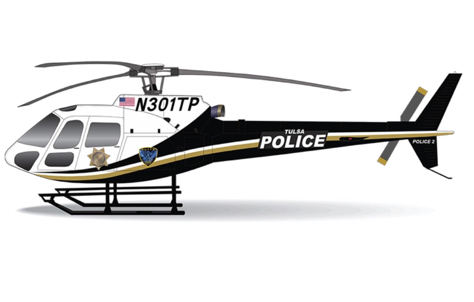 Metro completing new H125 for Tulsa PD - Vertical Magazine