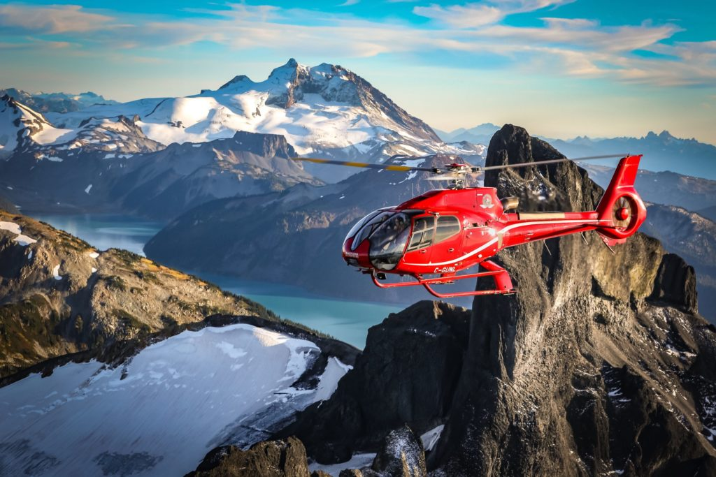 Blackcomb Helicopters has a fleet of 22 aircraft across six bases in British Columbia. Blackcomb Helicopters Press Release