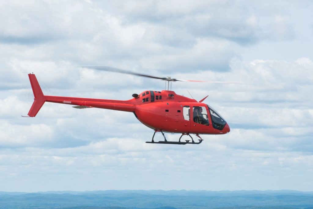 Hubi-Fly Helikopter GmbH received the 200th Bell 505 Jet Ranger X. Bell Photo