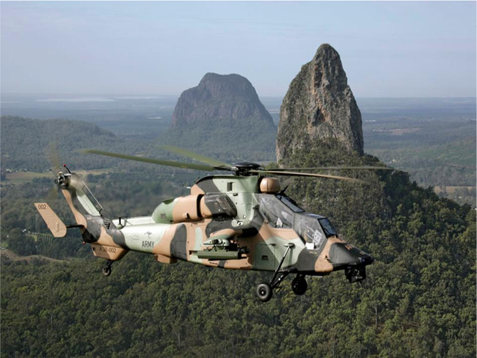 Airbus has delivered 181 Tigers to operators around the globe. Australian Amy Photo