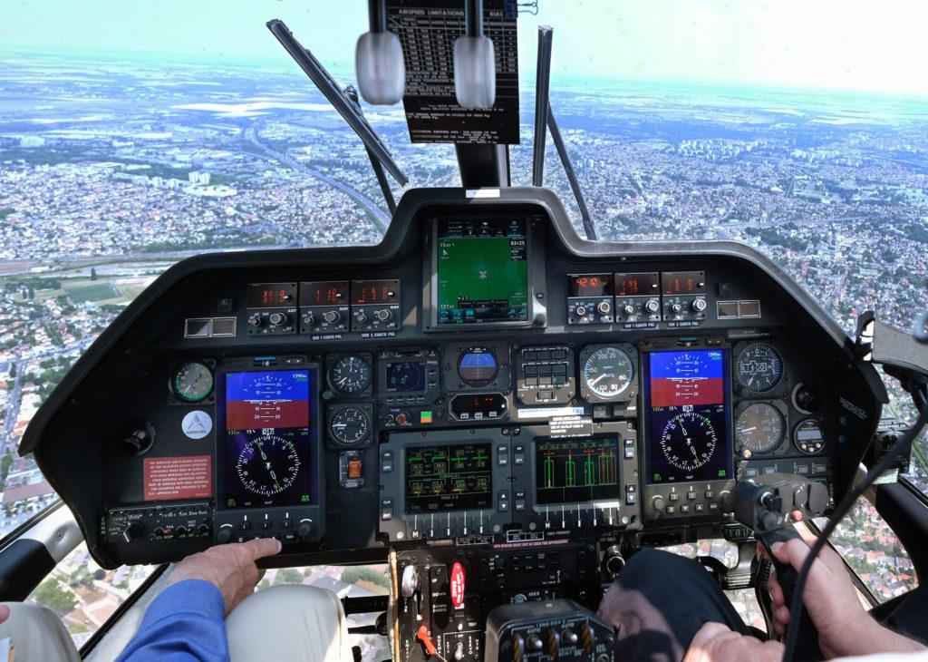 Astronautics' RoadRunner EFI has received FAA TSO authorization and STC for the Leonardo A109/119 helicopters. Astronautics Photo