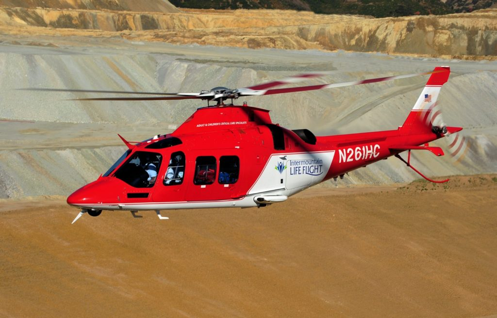 Leonardo has now sold 390 Leonardo AW109 Grand/GrandNews to more than 240 customers in 40 countries. Leonardo Photo