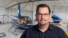 Rotorcorp president Sean Casey will serve on the ITAC for the duration of the committee's four-year charter term, which ends in 2022. Rotorcorp Photo