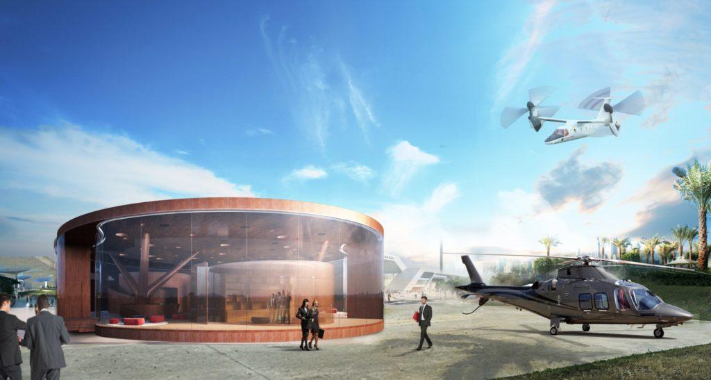Leonardo and Falcon Aviation Services launch urban mobility concept - Vertical Magazine