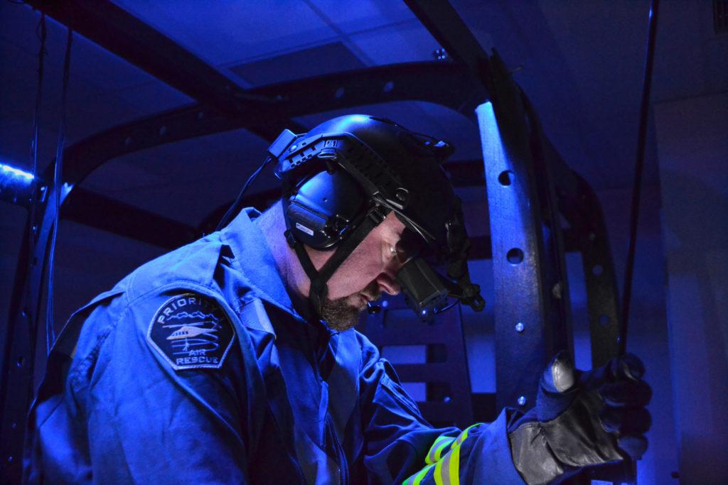 Priority 1 Air Rescue Photo