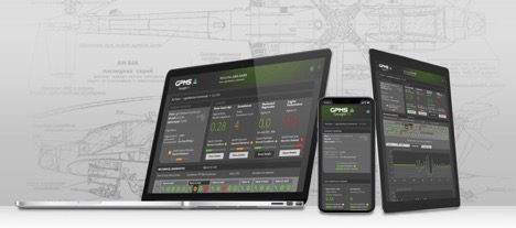 The GPMS Foresight system can provide accurate, actionable information about operational issues, and deliver predictive information on upcoming required maintenance. GPMS Image