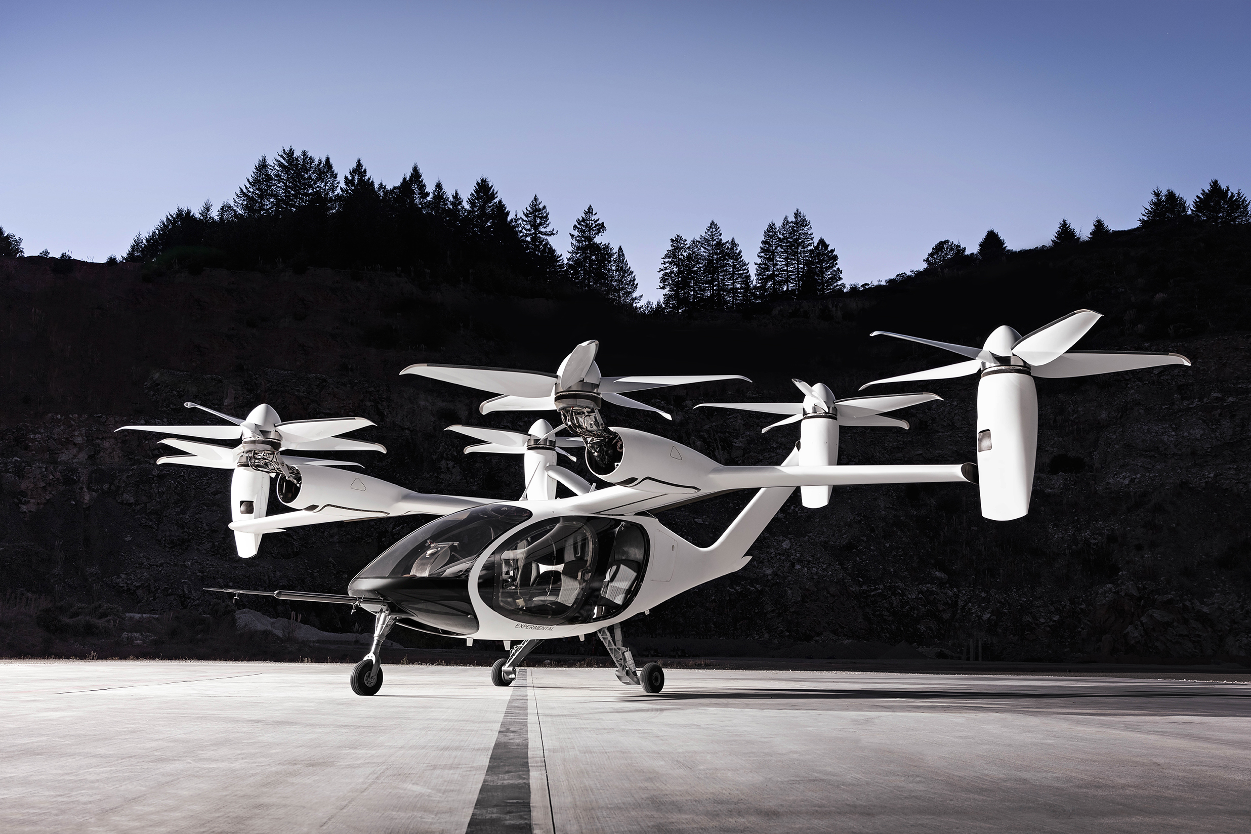Marine Corps interest in Joby eVTOL