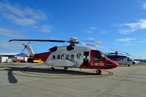 Bristow Outfits 3 Dedicated Helicopters For Transporting