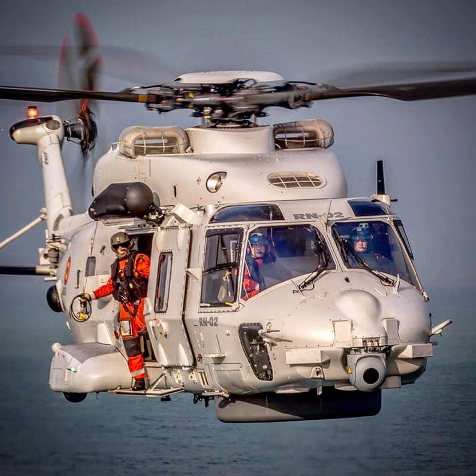 Belgian Air Force NH90. Photo submitted by Instagram user @ross_impress using #verticalmag