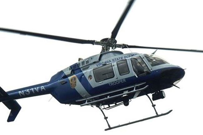 Virginia State Police Bell 407