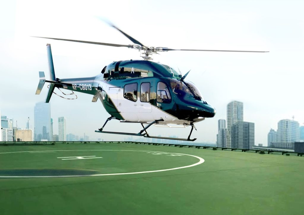 Ascent will be offering on-demand flights from 8,000 THB per person. Ascent Photo